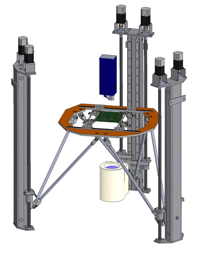hexapod CAD